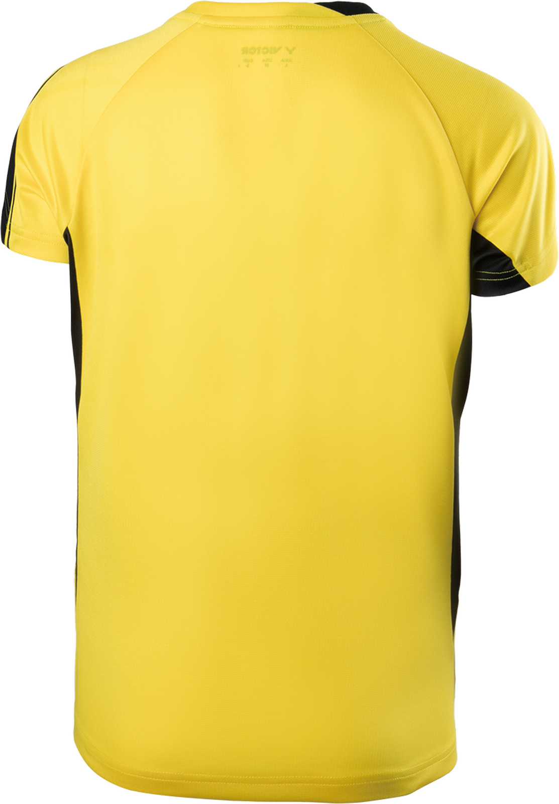 Victor Shirt Games Unixex gelb