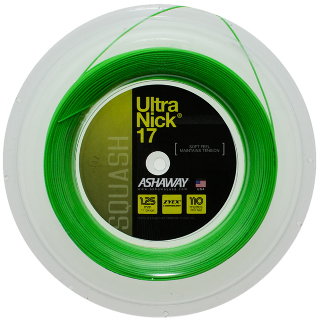 Ashaway UltraNick 17 - Rolle