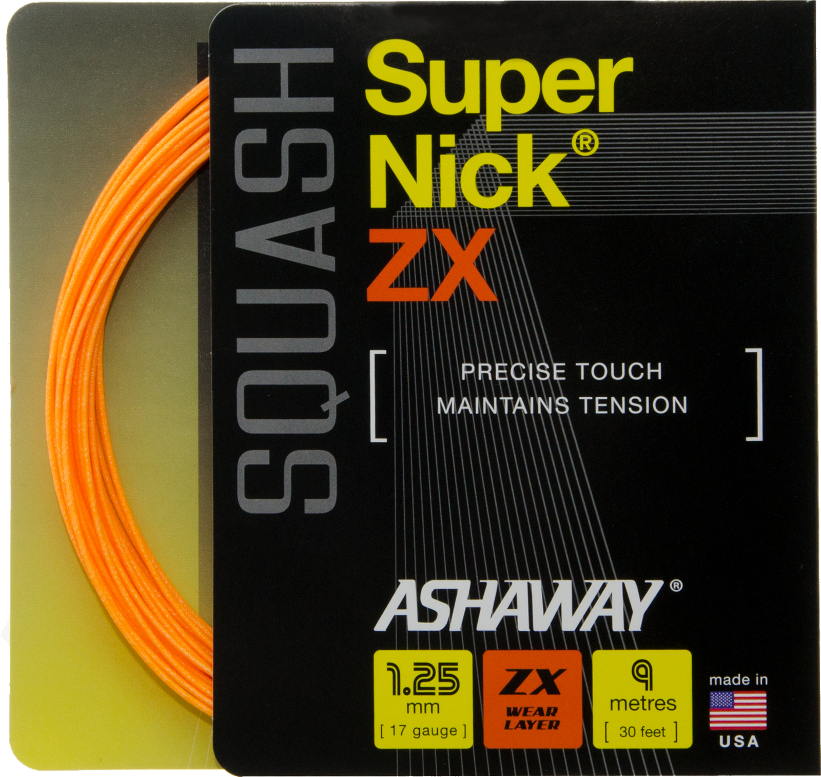 Ashaway SuperNick ZX Set