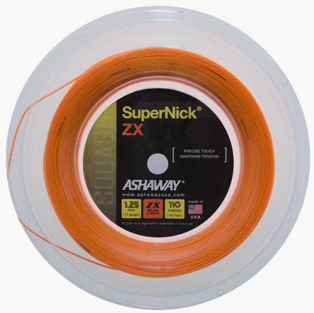SuperNick ZX Orange Rolle