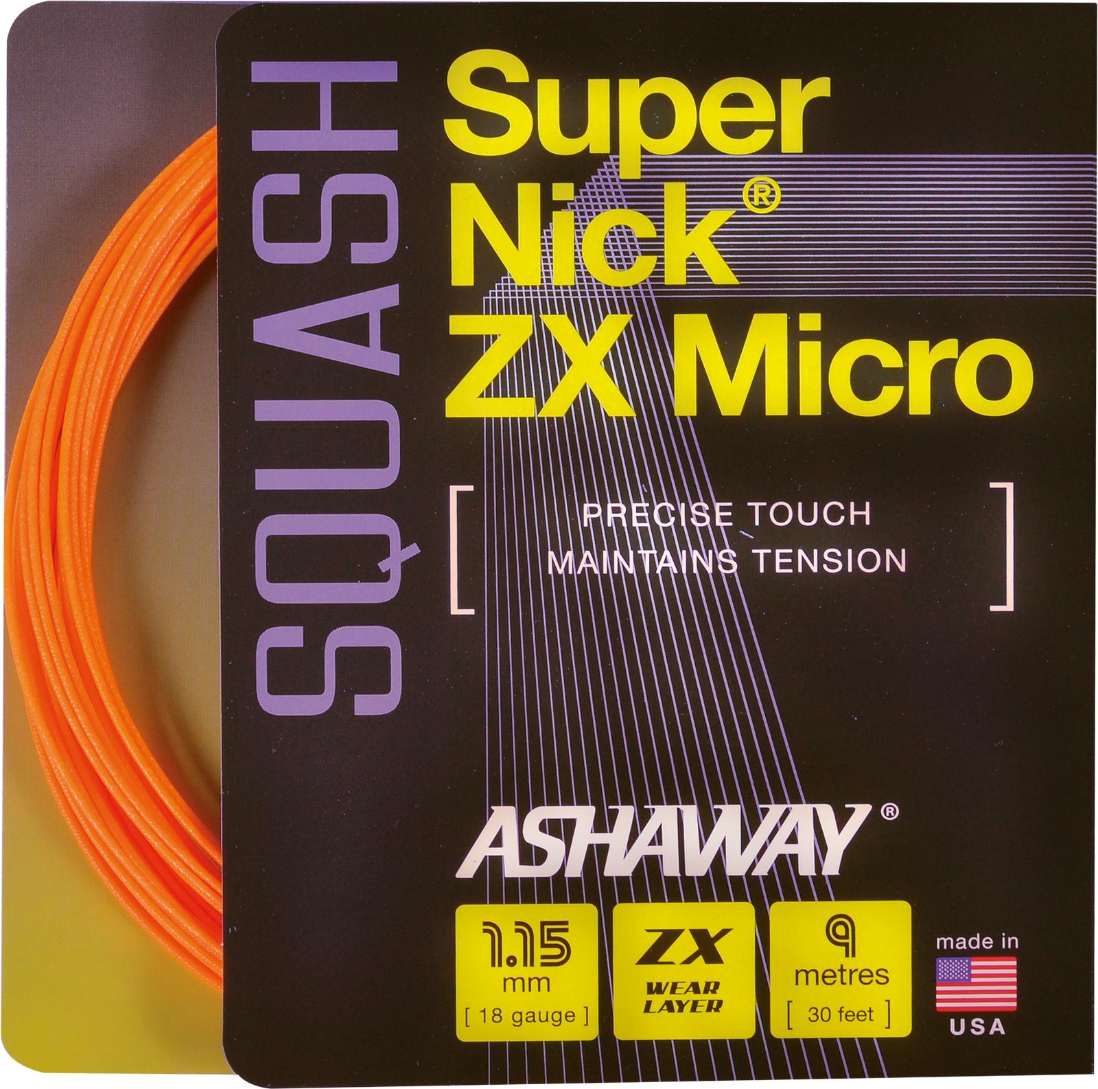 Ashaway SuperNick Zx Micro