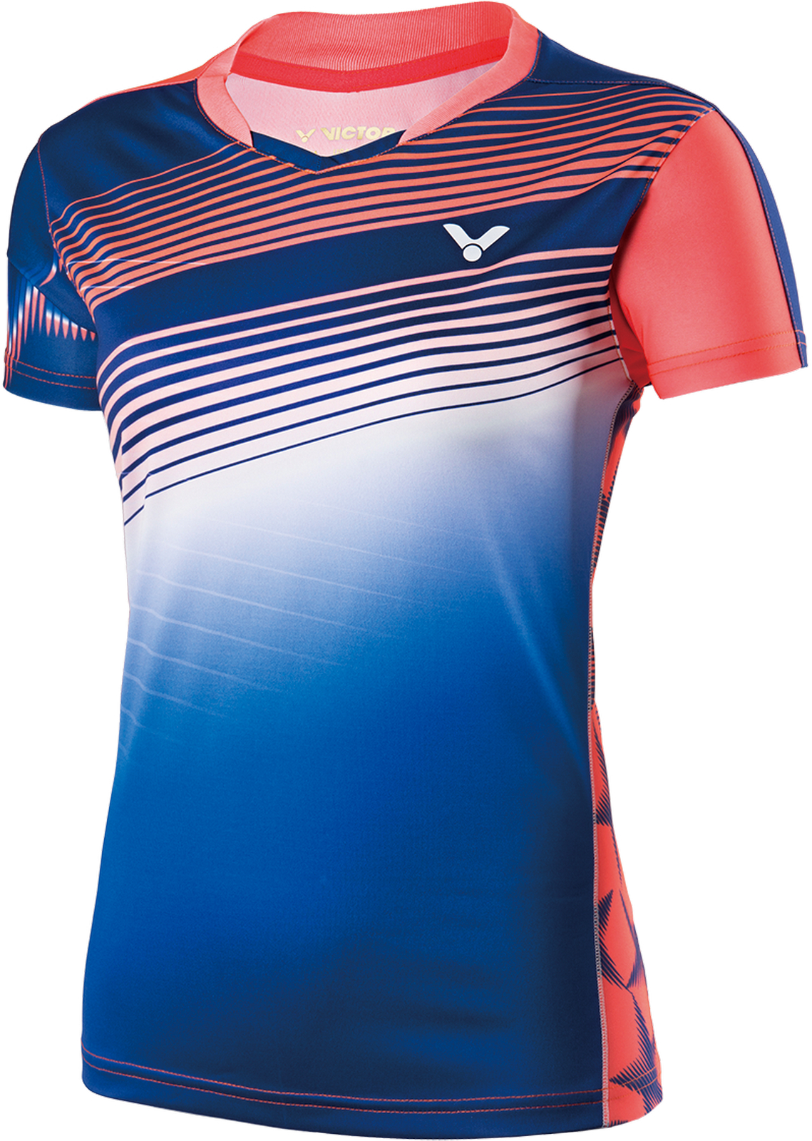 Victor Shirt Malaysia frau blau