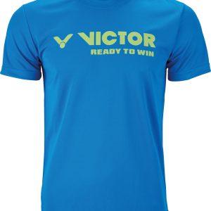Victor T-Shirt blau 6675