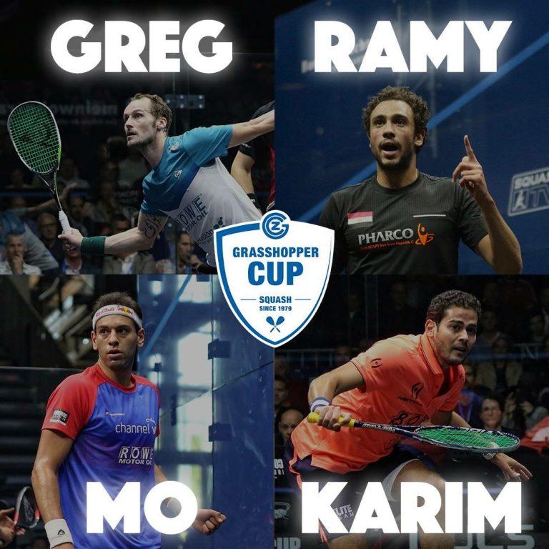 GC Cup 2018 PSA M100