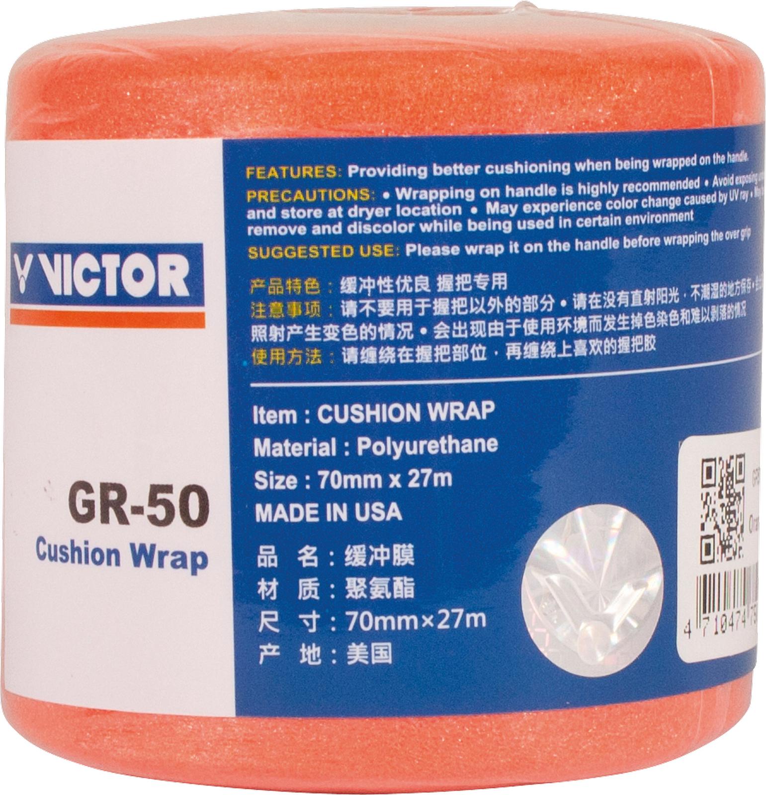 Victor Cushion Wrap