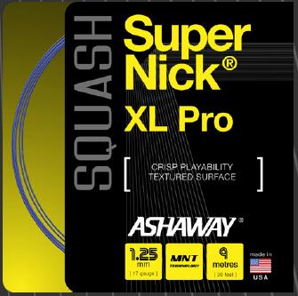 Ashaway Saite Super Nick XL Pro